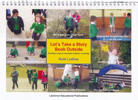 Let's Take a Story Book Outside - Each