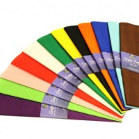 Crepe Paper - 51cm x 3m - Assorted - Pack of 12