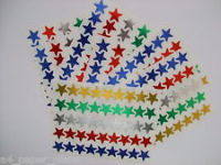 Merit Stars - Self Adhesive - Please Select Colour & Pack Size