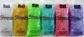 Iridescent Shreds - Please Select Colour - 30g - Each