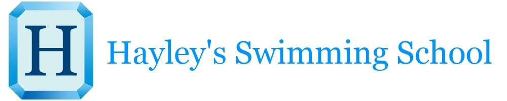 Hayley's Swimming School, site logo.
