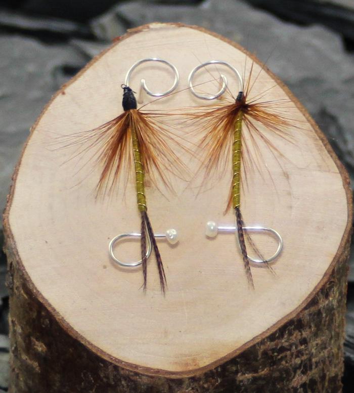 Wasp earring
