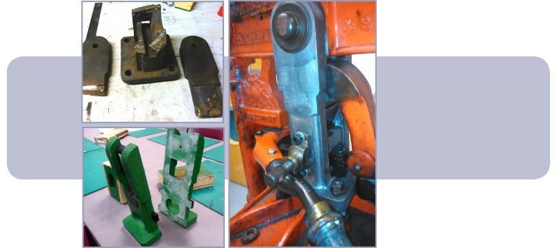 Albion piston bespoke manufacture