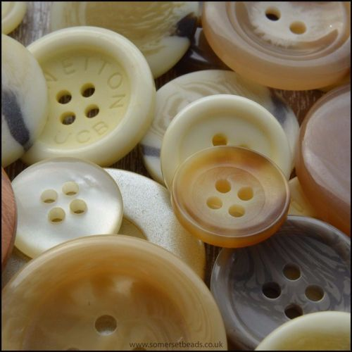 45g Mixed Coffee Buttons