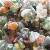 Fancy Jasper Semi Precious Gemstone Chips