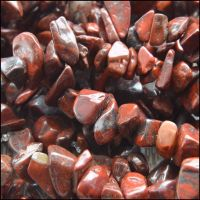 Red Jasper Gemstone Chips