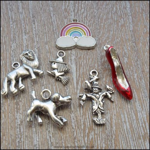 Wizard of Oz Charm Set