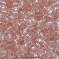 8/0 Lt Tea Rose Glass Miyuki Seed Beads - 8-155