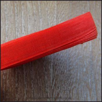 Red Organza Ribbon