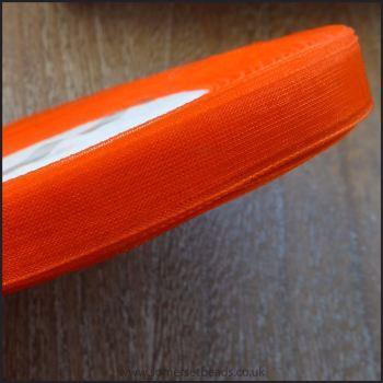 Orange Organza Ribbon