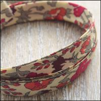 Liberty of London Bias Ribbon - Liberty Meadow - 10mm