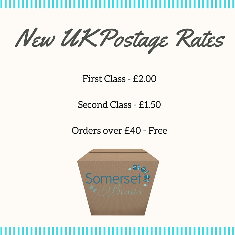 new postage rates
