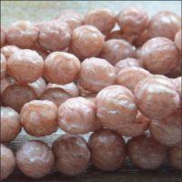 Czech Glass Rosebud Beads - Antique Pink