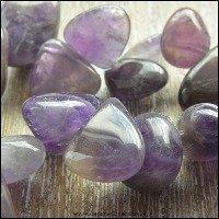 Amethyst Semi Precious Beads