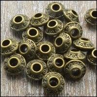 Metal Spacer Beads