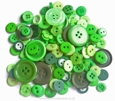 mixed-green-buttons