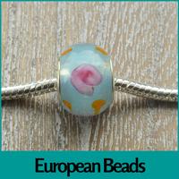 European Charm Beads