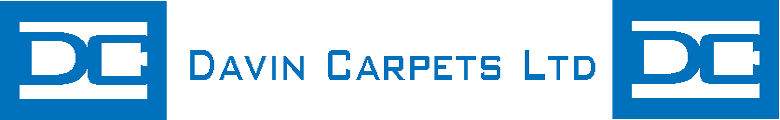 Davin Carpets Ltd, site logo.