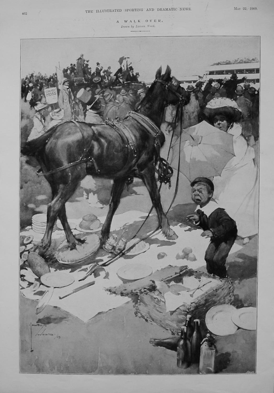 A Walk Over. 1909