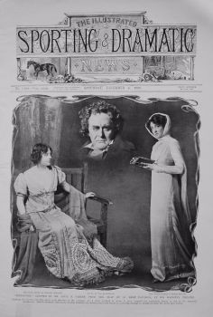 """""""Beethoven,"""" Adapted by Mr. Louis N. Parker from the Play by M. Rene Fauchois, at His Majesty's Theatre. 1909"""