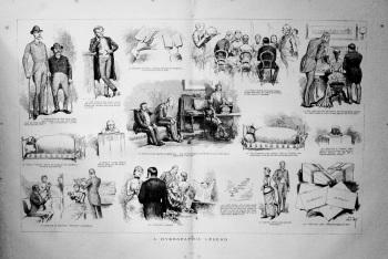 A Hydropathic Legend. 1883