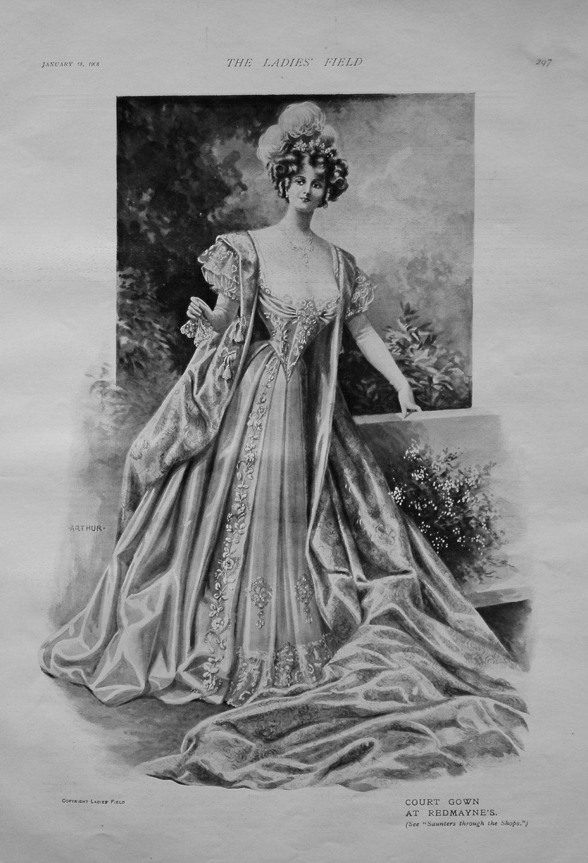 Redmayne's. 1908
