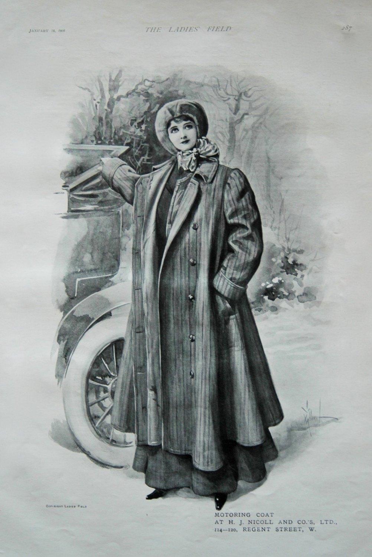 H. J. Nicoll and Co.'s Ltd. 1908