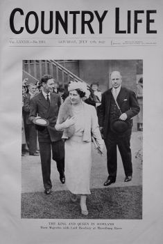 Country Life, July 17th, 1937.
