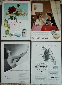 Adverts 1958.
