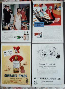 Adverts. 1958.