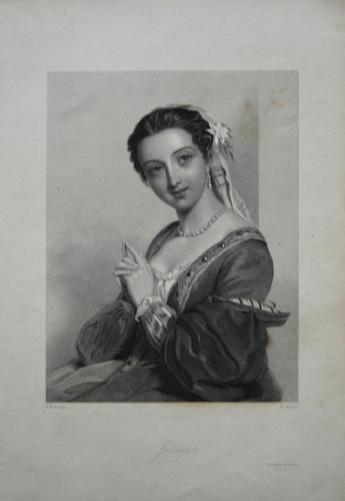 Jessica. 1860.