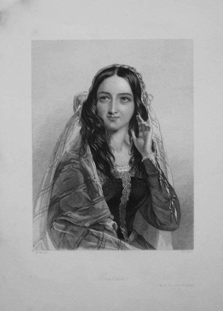 Beatrice. 1860.