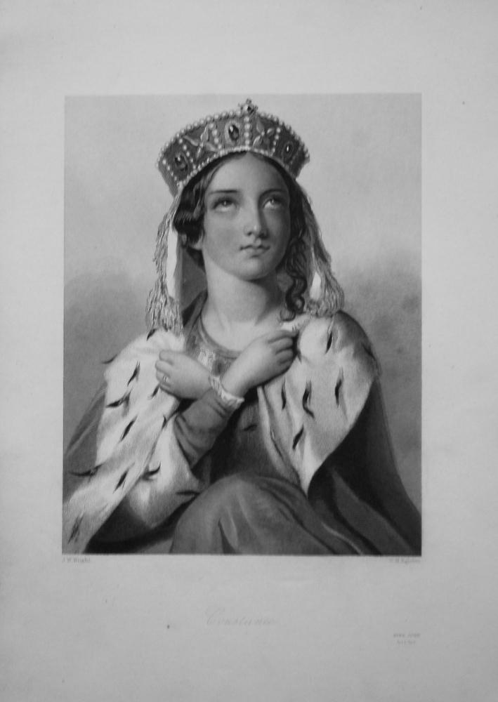 Constance. 1860.