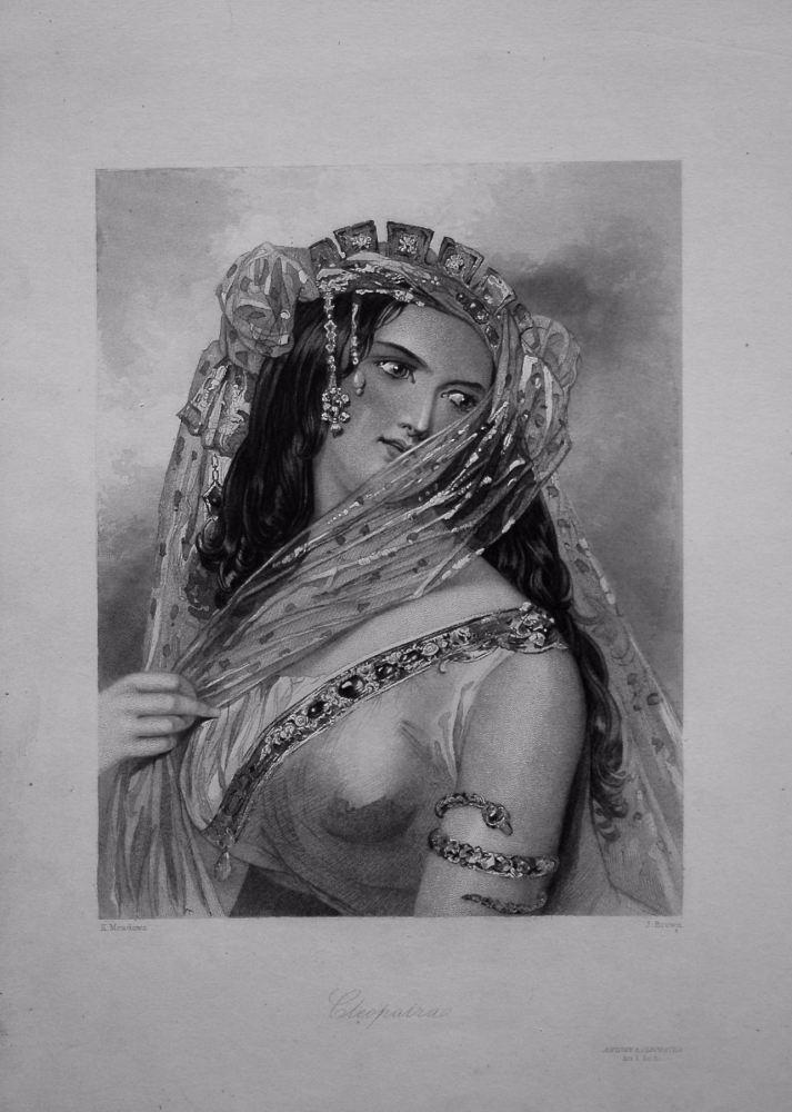 Cleopatra. 1860.
