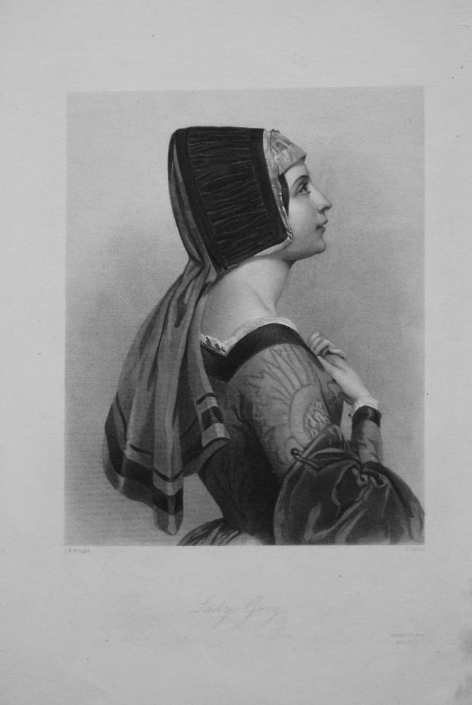 Lady Grey. 1860.