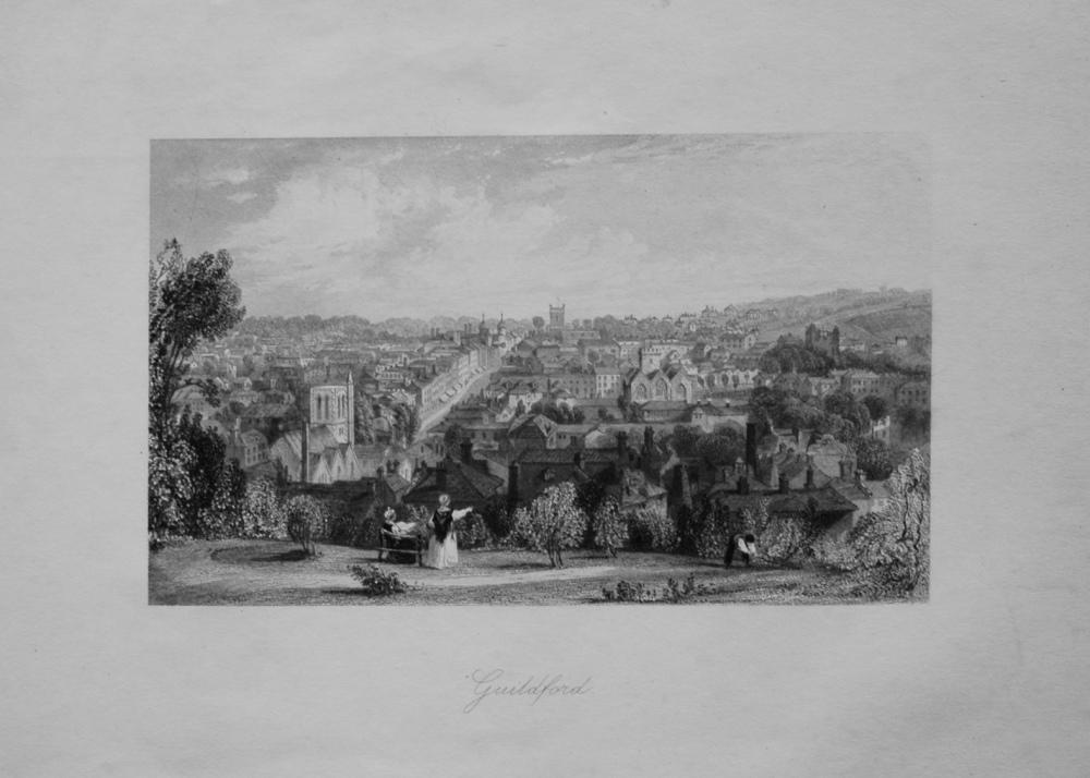 Guildford. 1878c.