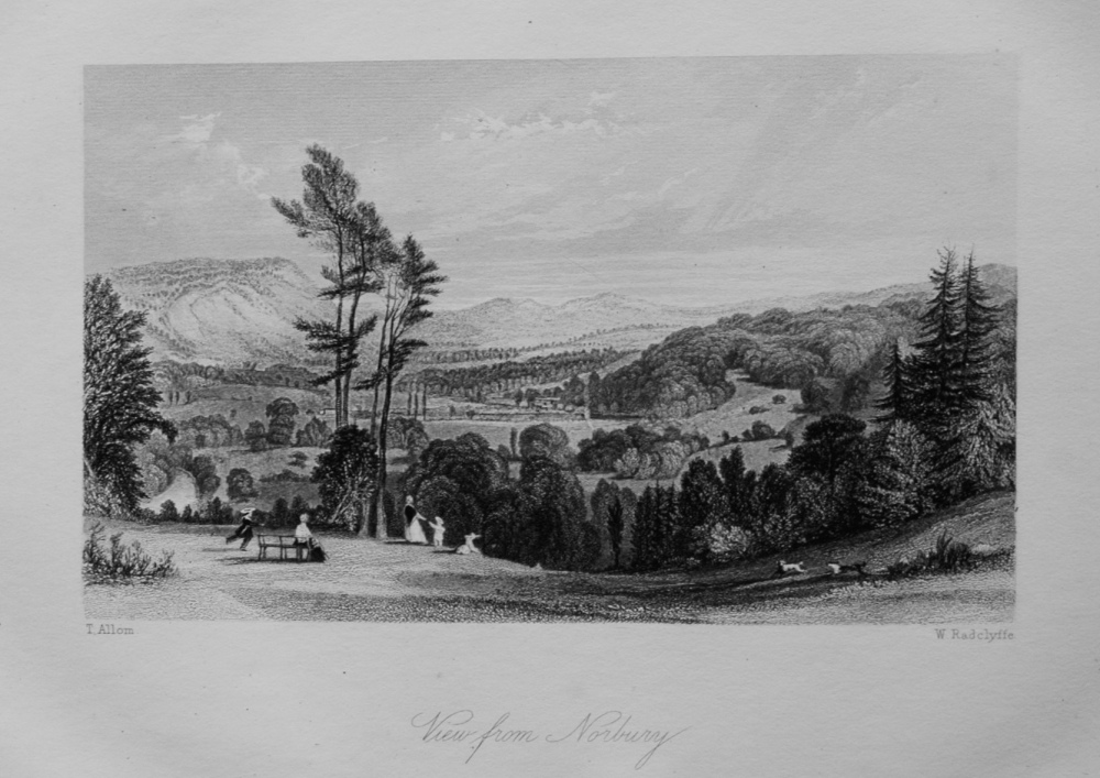 View from Norbury. 1878c.