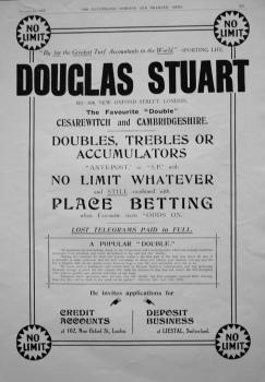 Douglas Stuart. 1913.