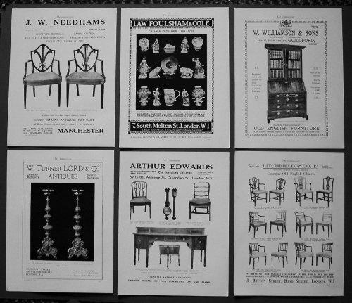Adverts. 1927.