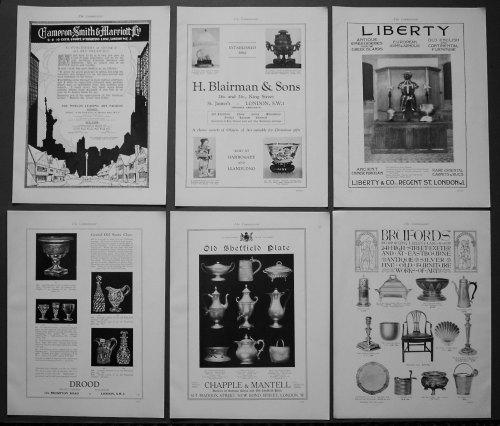 Adverts. December 1927.