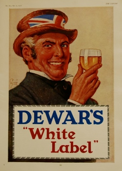 "Dewar's ""White Label"""