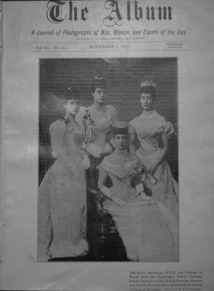 The Album, November 4th 1895.