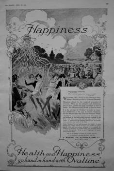 Ovaltine. 1923