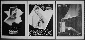 Castrol. Revillon. Recital. 198