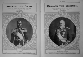 George the Fifth and Edward the Seventh.