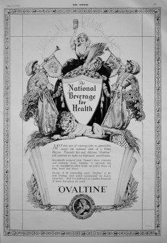 Ovaltine. 1937