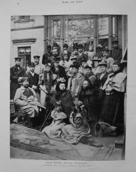 Queen Victoria and Her Descendants.