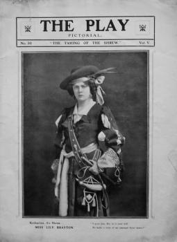 """The Taming of the Shrew"" No. 30 Volume V. 1904"