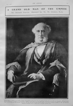 A Grand Old Man of the Empire : Sir Donald Currie. 1907