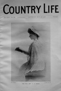 Country Life. May 2nd. 1908.